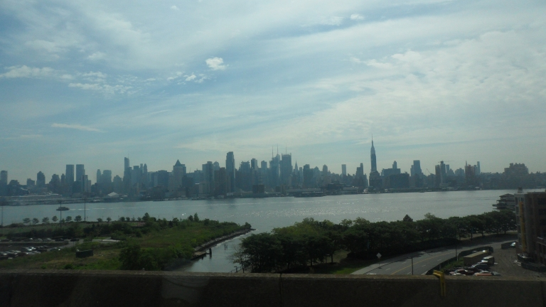 Good-bye NYC, hope to see you again real soon!