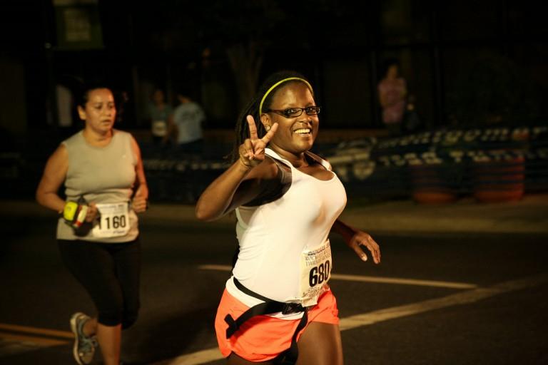 """Darcars Rockville Rotary Twilight Runfest 2014 - Photo by Ken Trombatore"""